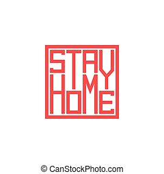 箱, 線である, 印刷, 扇動, 形, 白, 滞在, ファッション, 最小である, tシャツ, 紋章, レタリング, ...