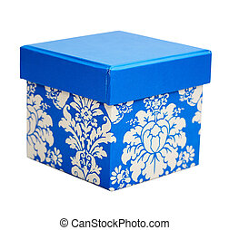箱, 贈り物