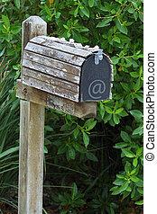 箱, mail/email, 古い