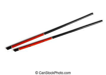箸, 中国語