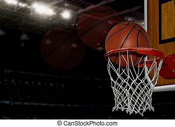 籃球, 射擊