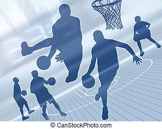 籃球, 訓練