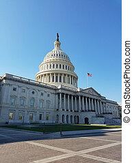 米国, 国会議事堂の 建物