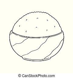 米, ベクトル, ボール