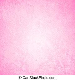 粉紅背景, 摘要