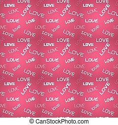 粉紅色, 圖案, tex, 愛, seamless