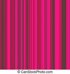 粉紅色, 布朗, 條紋