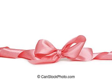 粉紅色, 弓