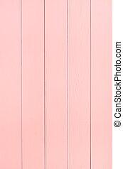 粉紅色, 木頭, 板條, 背景, 結構