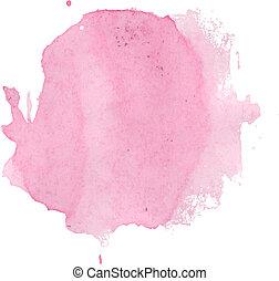 粉紅色, 瑕疵