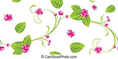 粉紅色, 花, 背景