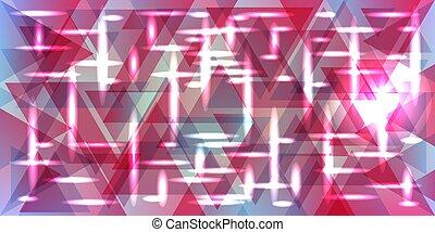 粉红色, 菘蓝染料模式, 金属, 矢量, colors.