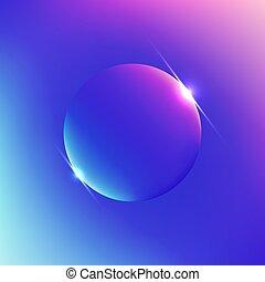 粉红色, 规划, 覆盖, 矢量, poster., illustration., 色彩丰富, 表达, 坡度, 振动, 摘要, 或者, 打印, 背景。, 飞行物, 设计, 紫罗兰, 小册子, yor, 最小, 彩色