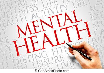 精神 健康