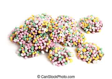糖果, 鮮艷, 巧克力