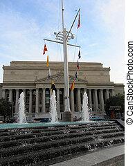 紀念館, 國家, 華盛頓特區, 檔案, 海軍