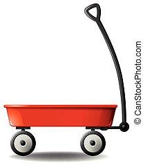 紅的運貨馬車