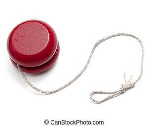 紅色, 溜溜球