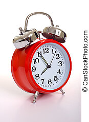紅色, 鬧鐘