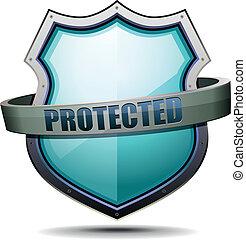 紋章, 保護される