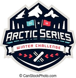 紋章, 冬 スポーツ