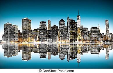 紐約, 全景