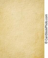 紙, 老, texture.