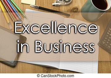素晴らしさ, テキスト, 概念, -, ビジネス