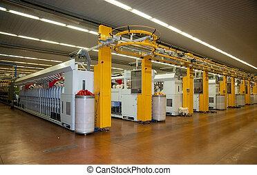 紡織工業, (denim)