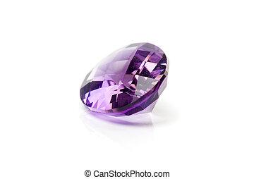 紫水晶, 珍寶