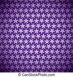 紫色の星, 背景