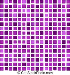 紫色, モザイク, 背景, 調子