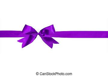 紫色, 弓