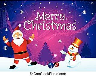 紫色, 抽象的, 芸術的, background.eps, クリスマス