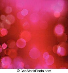 紫色, 暗い背景, ぼやけ, マゼンタ, 赤