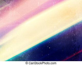 紫色, 砂が入っている, グランジ, 手ざわり