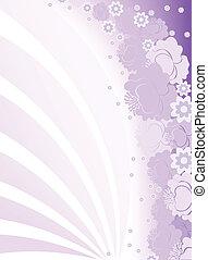 紫色, 縦, 背景