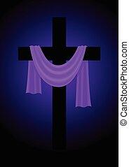紫色, 長袍, 產生雜種