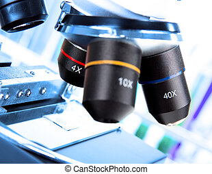 細節, 現代, 顯微鏡