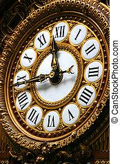 細節, ......的, 在中的鐘, orsay 博物館