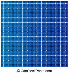 細胞, ベクトル, 太陽, パターン