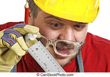 細部, の, handyman