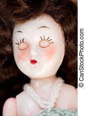 細部, 人形