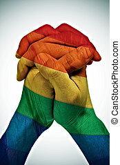組合, ゲイである