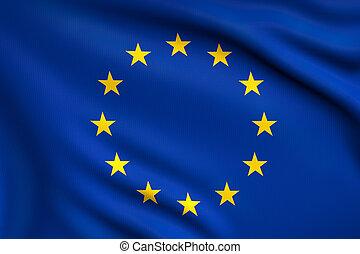 組合, ヨーロッパの旗