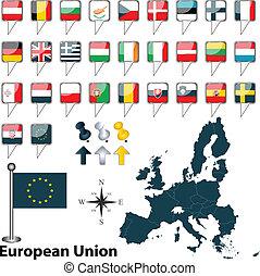 組合, croatia, ヨーロッパ
