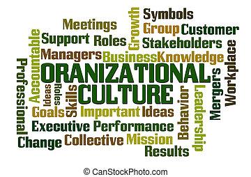 組織, 文化