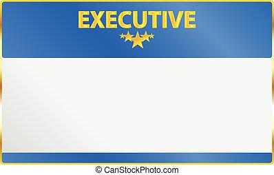 経営者, カード