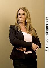 経営者, 女性, ビジネス