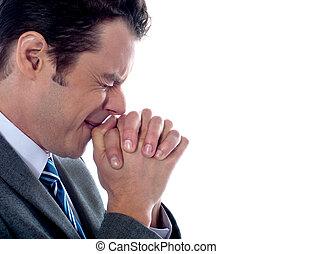経営者, 神, 祈ること, ビジネス